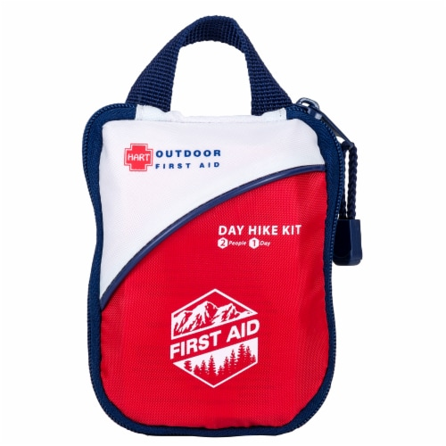 HART Outdoor Day Hike First Aid Kit Perspective: front