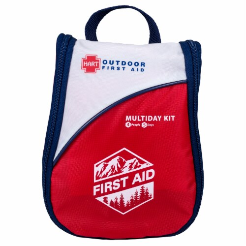 HART Outdoor Multiday First Aid Kit Perspective: front