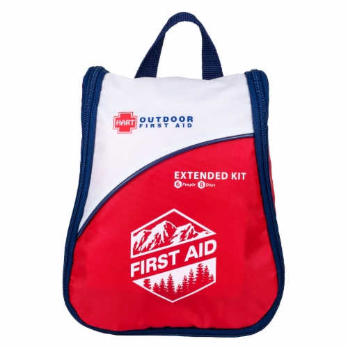 HART Outdoor Extended First Aid Kit Perspective: front