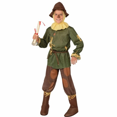Morris Costume RU886490SM Scarecrow Child Costume, Small Perspective: front