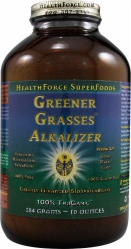 HealthForce Superfoods Greener Grasses™ Alkalizer Perspective: front