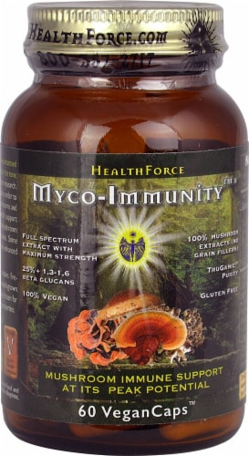 HealthForce Superfoods  Myco-Immunity™ Perspective: front