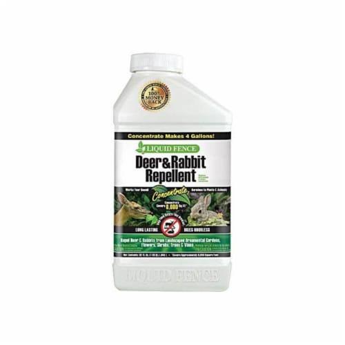 Spectrum Brands Hg-70111 Liquid Fence Deer And Rabbit Repellent  Concentrate  1 Gallon Perspective: front