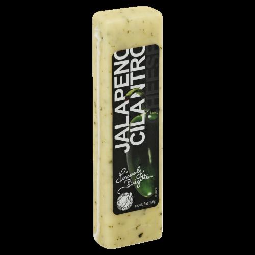 Sincerely Brigitte Jalapeno Cilantro Cheese Perspective: front
