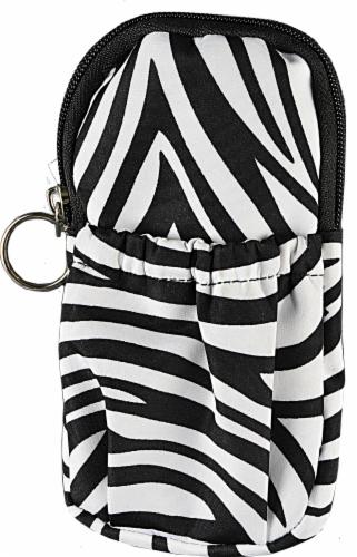 Nova Mobility Clutch - Zebra Perspective: front