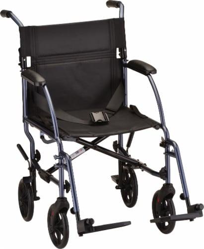 Nova Transport Chair Lightweight - Assorted Perspective: front