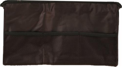 Nova Folding Walker Bag - Black Perspective: front
