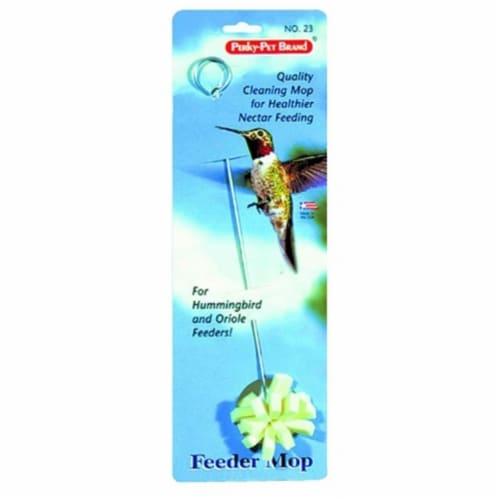Woodstream Hummingbird - Foam Feeder Cleaner Mop Perspective: front