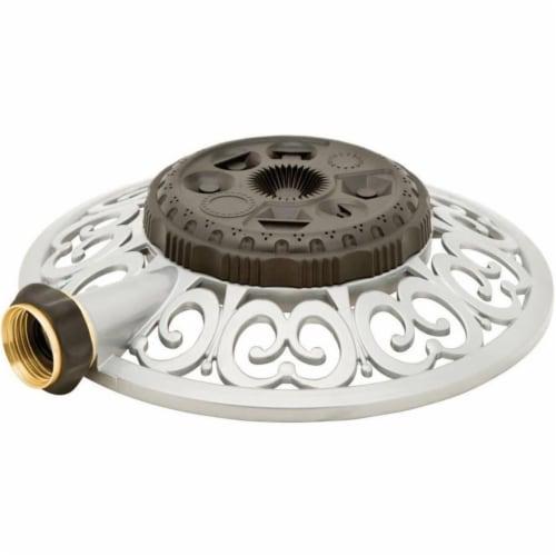 Ornamental Turret Sprinkler Perspective: front