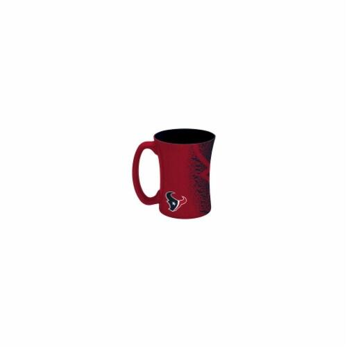 Houston Texans Coffee Mug - 14 oz Mocha Perspective: front