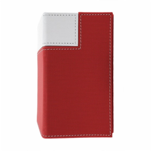 Deck Box M2 - Red/White Perspective: front