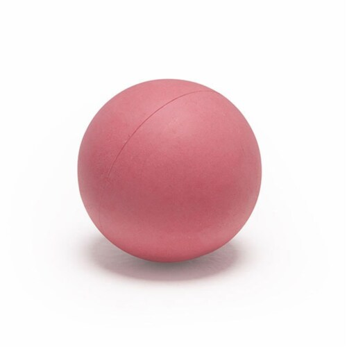 Sponge Lacrosse Ball, Pink - Pack of 12 Perspective: front
