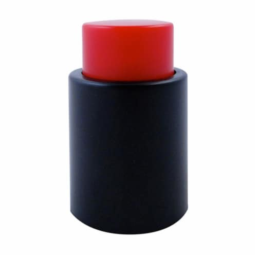 Worthy 2-in-1 Bottle Stopper and Vacuum Pump Perspective: front