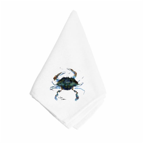 Crab Napkin Perspective: front