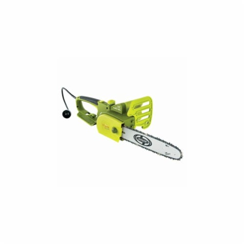 12 in. 9 amp Electric Chain Saw Perspective: front