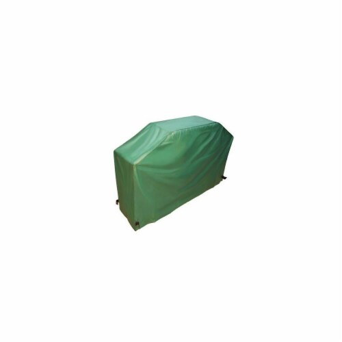 80'' x 18'' x 52'' XL Grill Cover Perspective: front