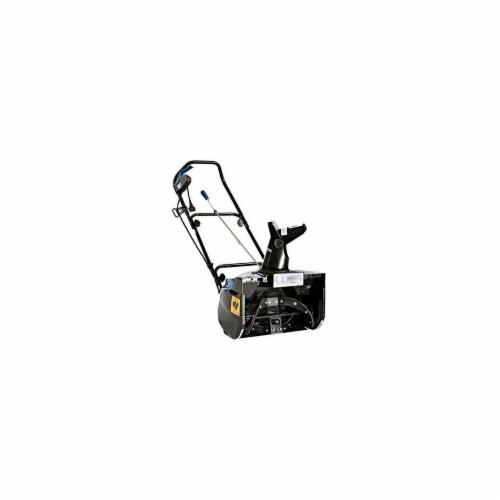 18 in. Elec Snow Thrower w light Perspective: front