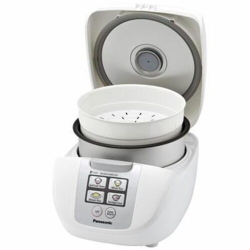 Fuzzy Logic 10c Rice Cooker Perspective: front