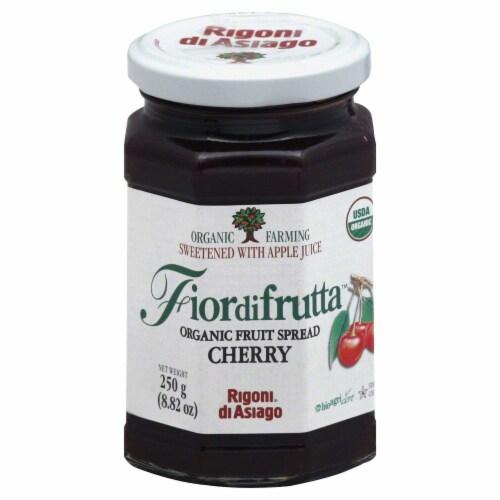 Rigoni Di Asiago Fiordifrutta Cherry Organic Fruit Spread Perspective: front
