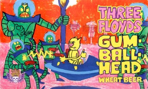 Three Floyds Gumballhead Perspective: front