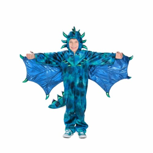 Princess 407742 Child Sully the Dragon Costume - Extra Small Perspective: front