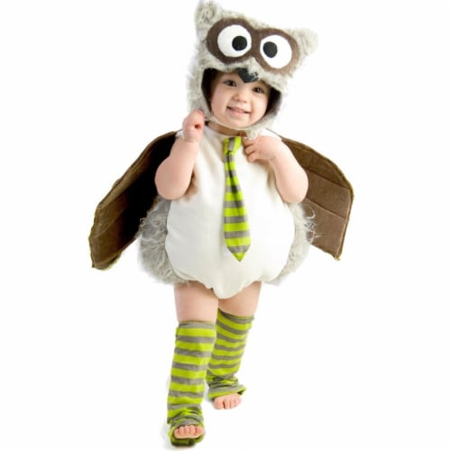 Princess 407760 Child Edward the Owl Costume - Extra Small Perspective: front