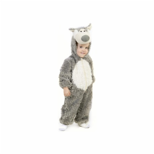 Princess Paradise 211915 Little Wolf Toddler Costume Size: 18 Months/2T Perspective: front