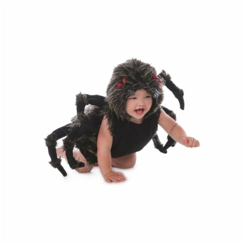 Princess 410177 Child Talan the Tarantula Costume - Infant Perspective: front