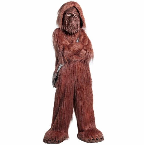 Princess Paradise 273512 Star Wars Chewbacca Deluxe Child Costume - Large Perspective: front