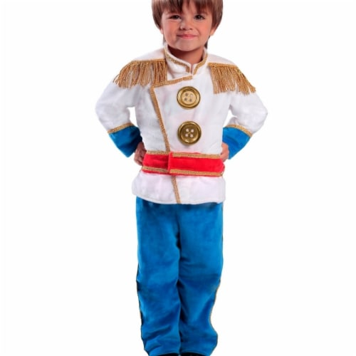 Princess 410321 Boys Prince Ethan Child Costume - Extra Small Perspective: front