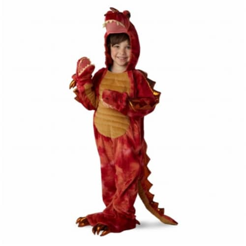 Princess Paradise Hydra The Three-Headed Dragon Child Costume Small - 6 Perspective: front