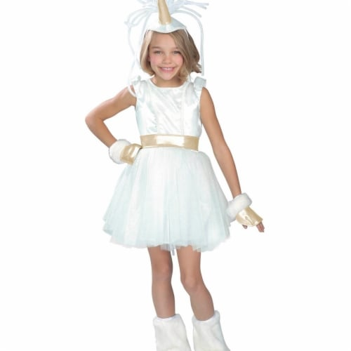 Princess 410325 Girls Unicorn Child Costume - Extra Large Perspective: front