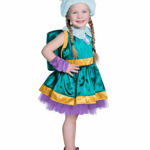 Princess Paradise 278060 Halloween Toddler Paw Patrol Everest Costume - Small Perspective: front