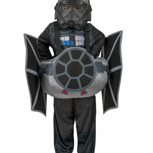 Princess Paradise 249827 Star Wars Ride-In Tie Fighter Child Costume - Medium & Large Perspective: front