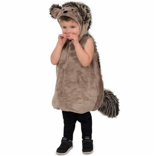Princess Paradise 249917 Boys Needles The Porcupine for Age 12 - 18 Months, Brown Perspective: front