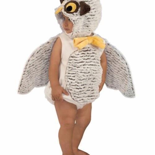 Princess 410232 Child Oliver the Owl Costume - Extra Small Perspective: front