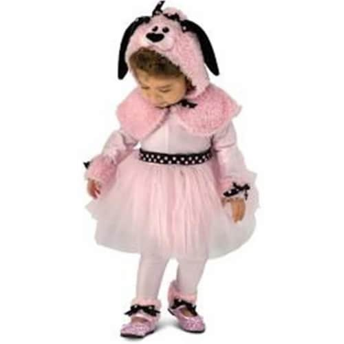Princess Paradise 249878 Princess Poodle Costume for 6- 12 Months Perspective: front