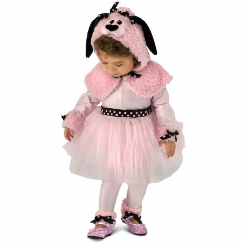 Princess Paradise 249881 Princess Poodle Child Costume - Extra Small Perspective: front