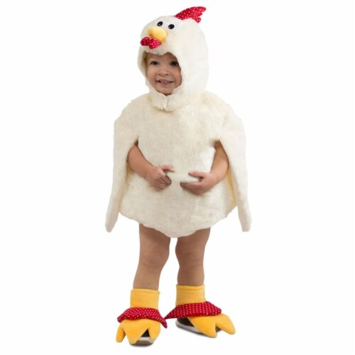 Princess 409990 Child Reese the Rooster Costume - Infant Perspective: front
