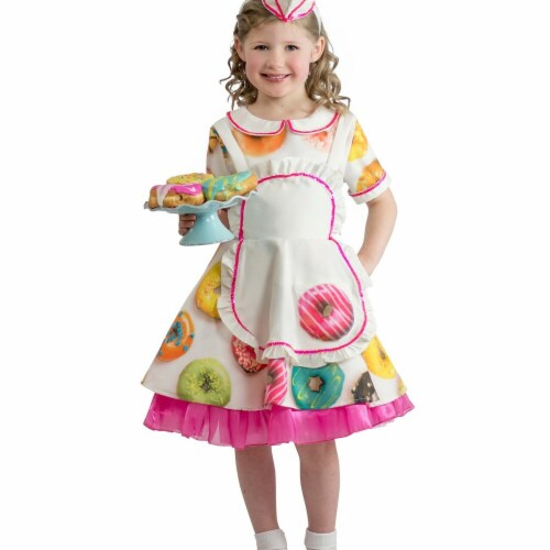 Princess Paradise 249909 Donut Waitress Child Costume - Extra Small Perspective: front