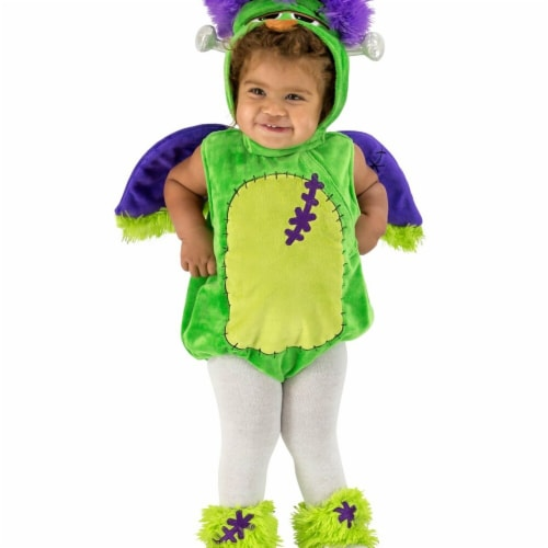Princess Paradise 249891 Franken Owl Child Costume - Extra Small Perspective: front