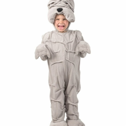 Princess Paradise 277955 Halloween Toddler Wrinkly Dog Costume - Small Perspective: front
