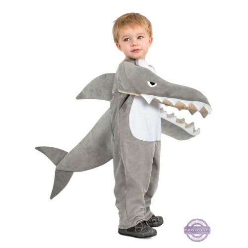 Princess Paradise 278129 Halloween Boys Chompin Shark Costume - Medium Perspective: front