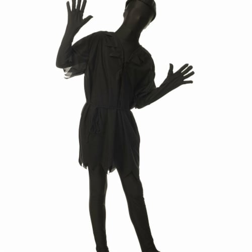Charades Costumes 276874 Halloween Childrens Shadow Costume - Medium Perspective: front