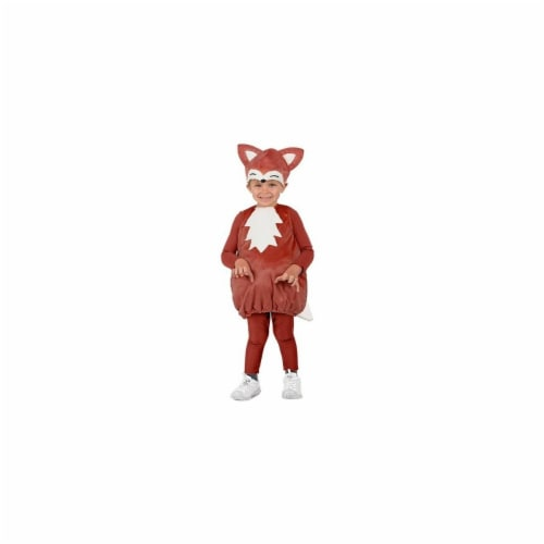 Prin5500 280722 Toddler Freddy Fox Costume, 12-18 Months Perspective: front