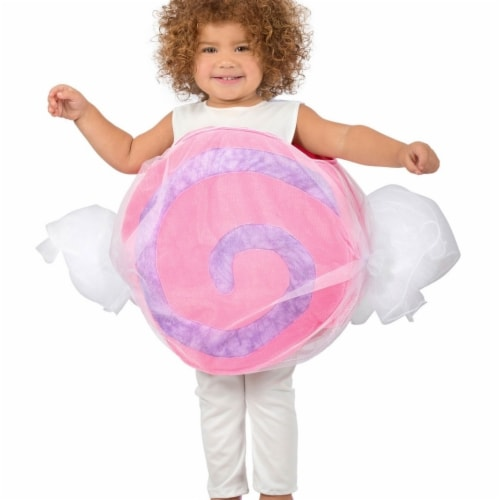 Prin5500 280477 Toddler Tricky Taffy Costume, One Size Perspective: front