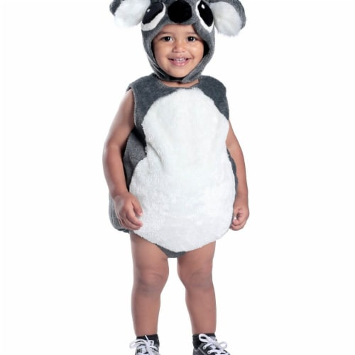Princess Paradise 278046 Halloween Toddler Little Looker Koala Costume - 2T Perspective: front