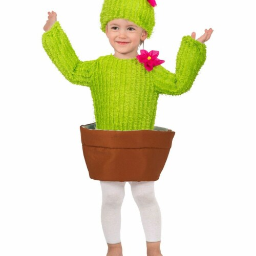 Princess Paradise 278167 Halloween Toddler Prickles The Cactus Costume - Extra Small Perspective: front