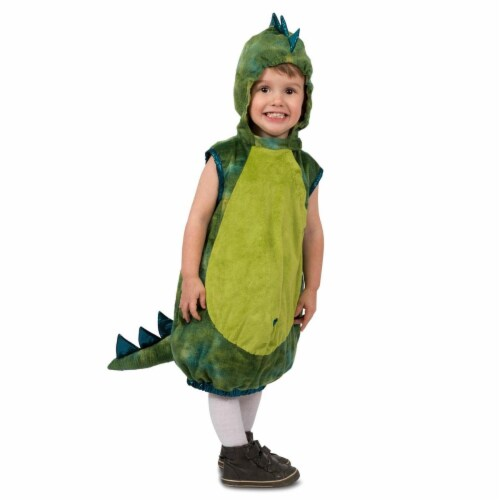 Princess Paradise 277865 Halloween Toddler Spike The Dino Costume - 18 Month Perspective: front