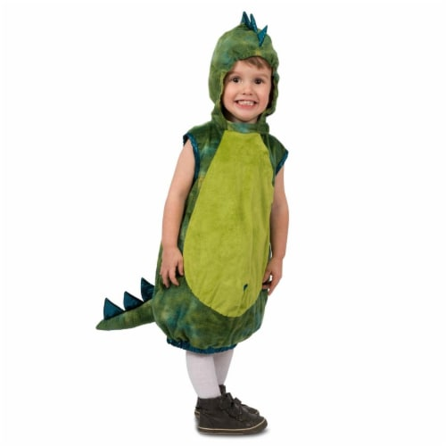 Princess Paradise 277866 Halloween Toddler Spike The Dino Costume - 2T Perspective: front